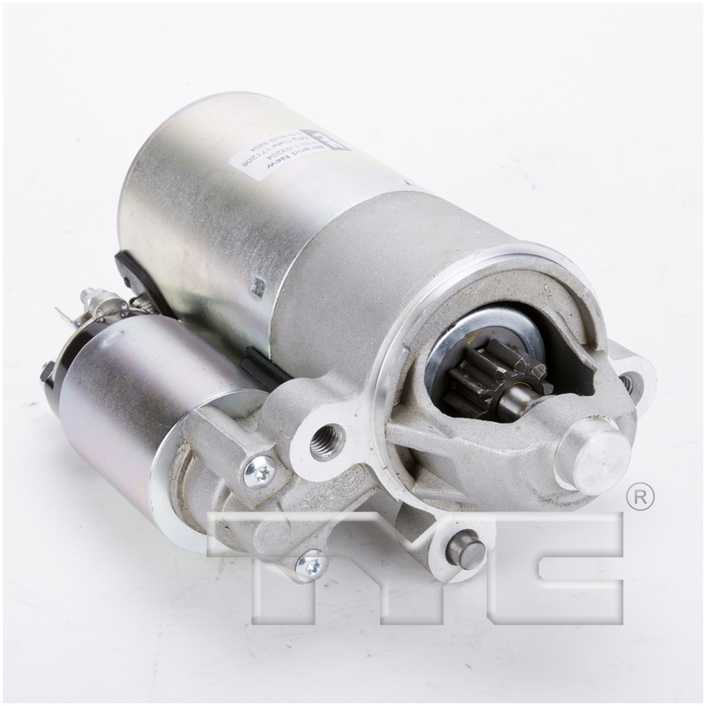 Fits-1989-1994-Lincoln-Continental-Starter-Motor thumbnail 2