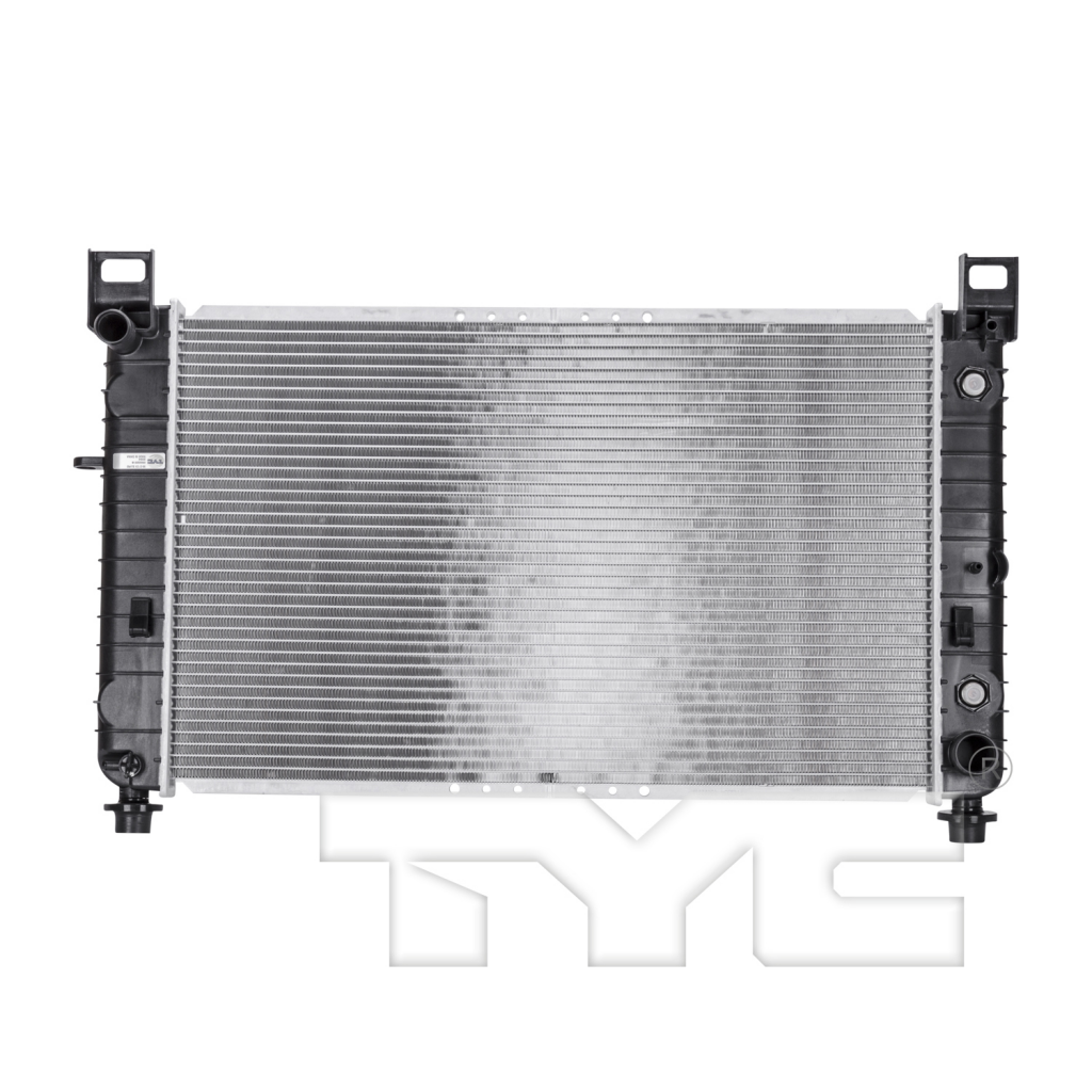 Automotive Cooling Brand Radiator For GMC Sierra 1500 Chevrolet Silverado 1500 2334 100/% Tested
