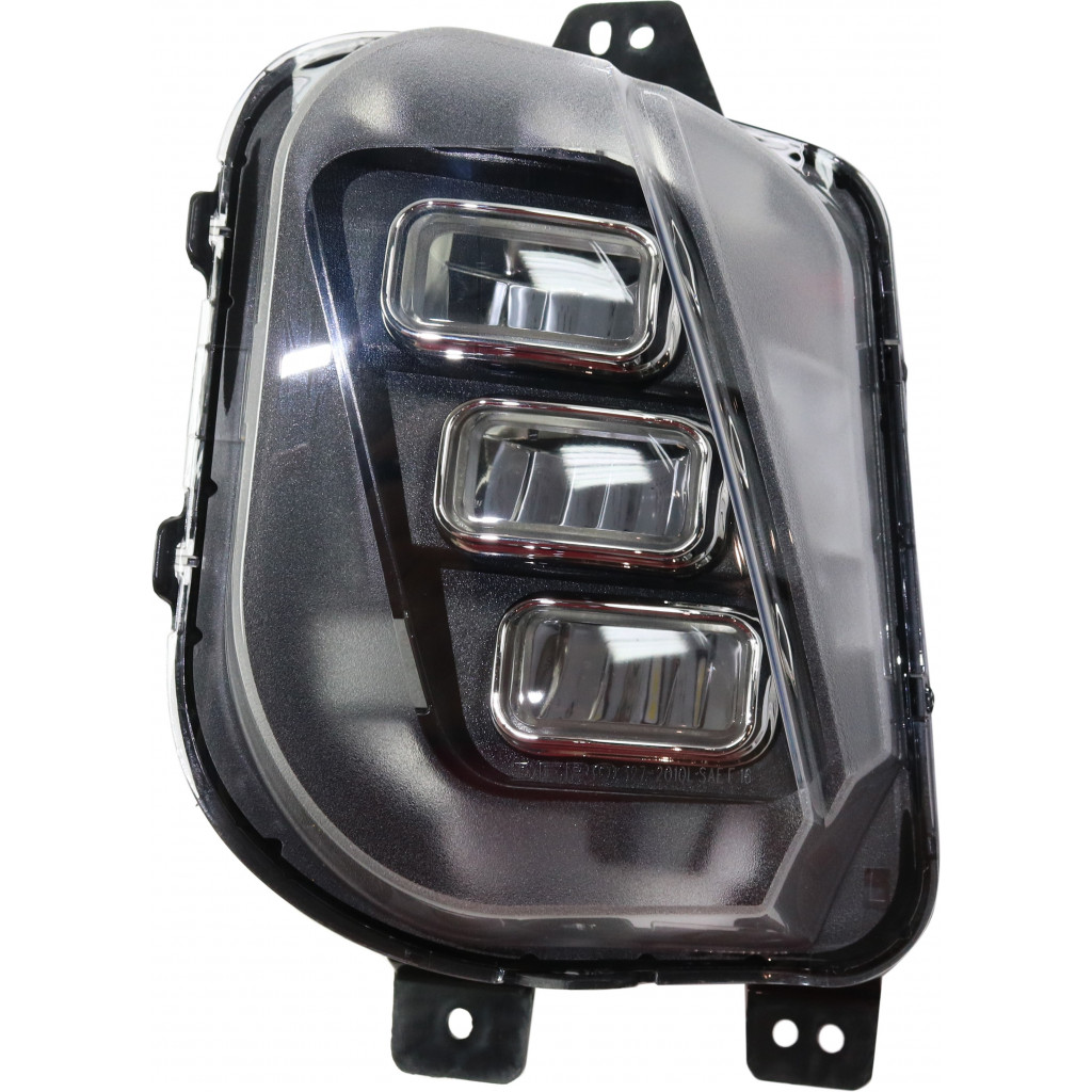 For Acura MDX Fog Light 2017 2018 Driver Side LED For