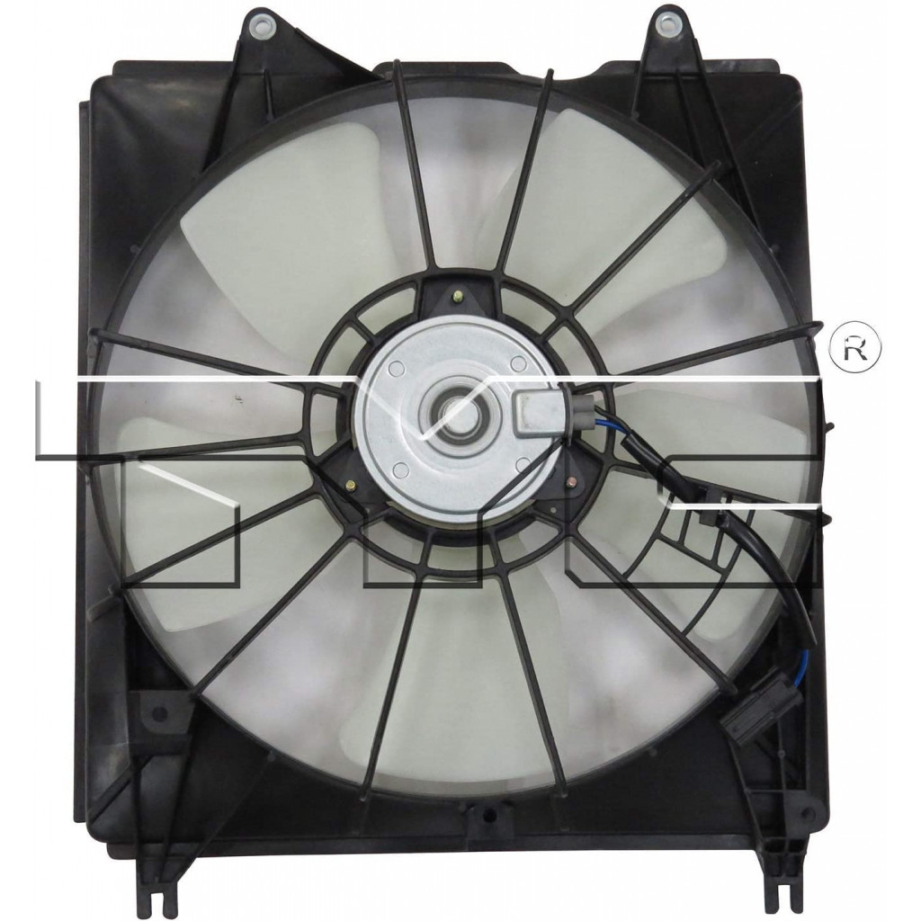 For Acura RDX A/C Radiator Fan 2010-2012 Driver Side