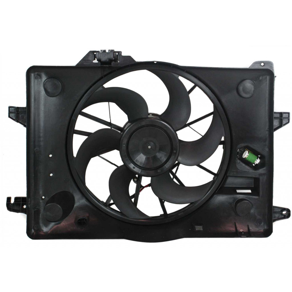 For Mercury Grand Marquis AC Radiator Fan 2000 2001 For ...