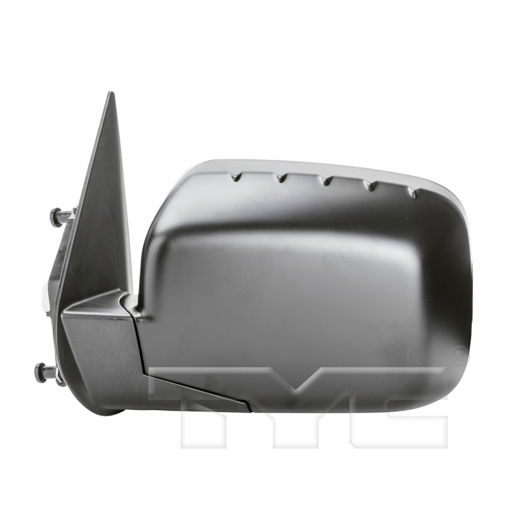OE Replacement Honda Ridgeline Driver Side Mirror Outside Rear View Partslink Number HO1320232