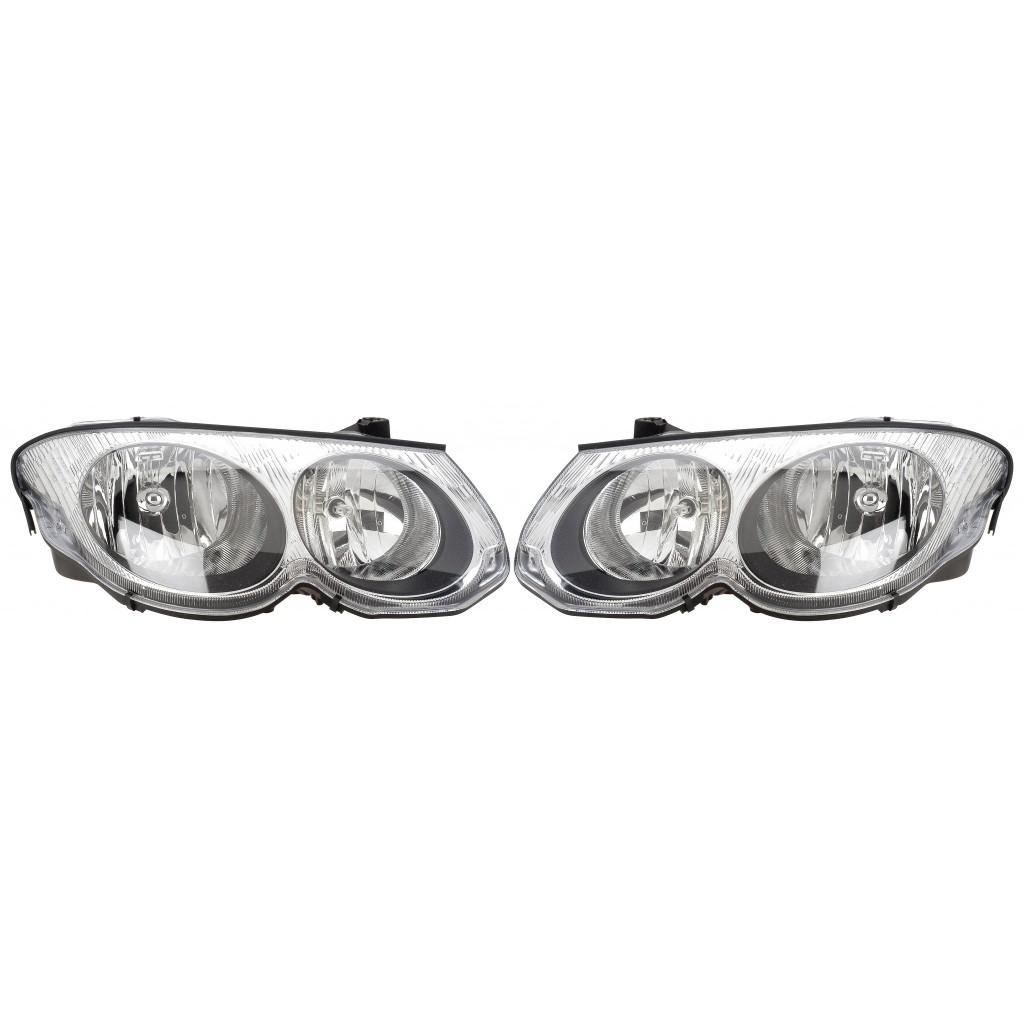 For Pontiac Firebird Turn Signal//Parking Light Assembly 1998 99 00 01 2002 Driver Side CarLights360 GM2520176