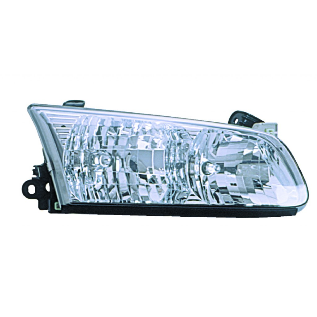 Headlight For 2000-2001 Toyota Camry Driver Side w// bulb
