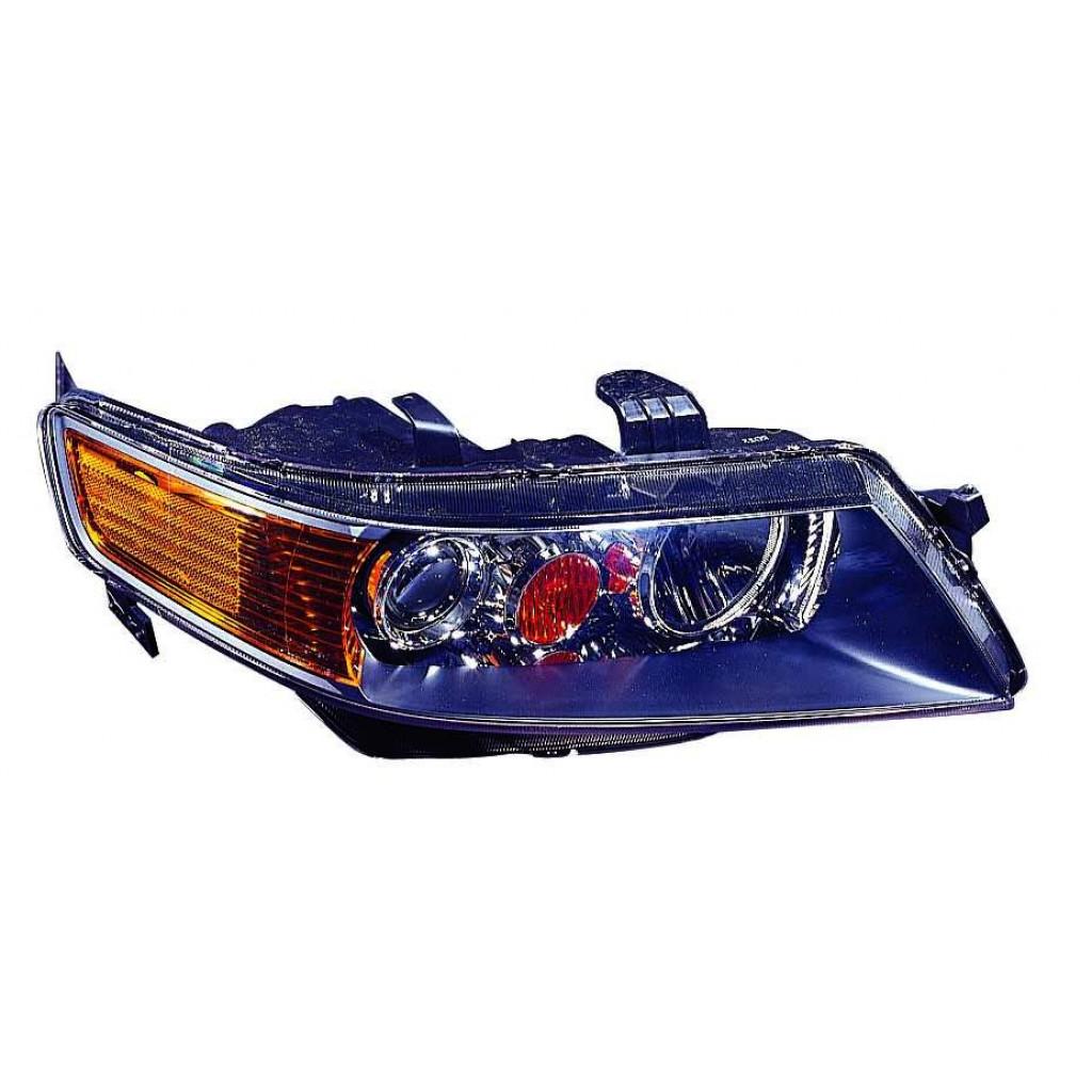 For 2006 2007 2008 Acura TSX Headlight Passenger Side HID