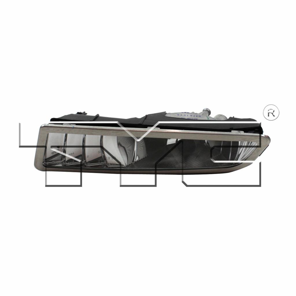 For Acura TL 3.2 Fog Light 1999-2003 Passenger Side For