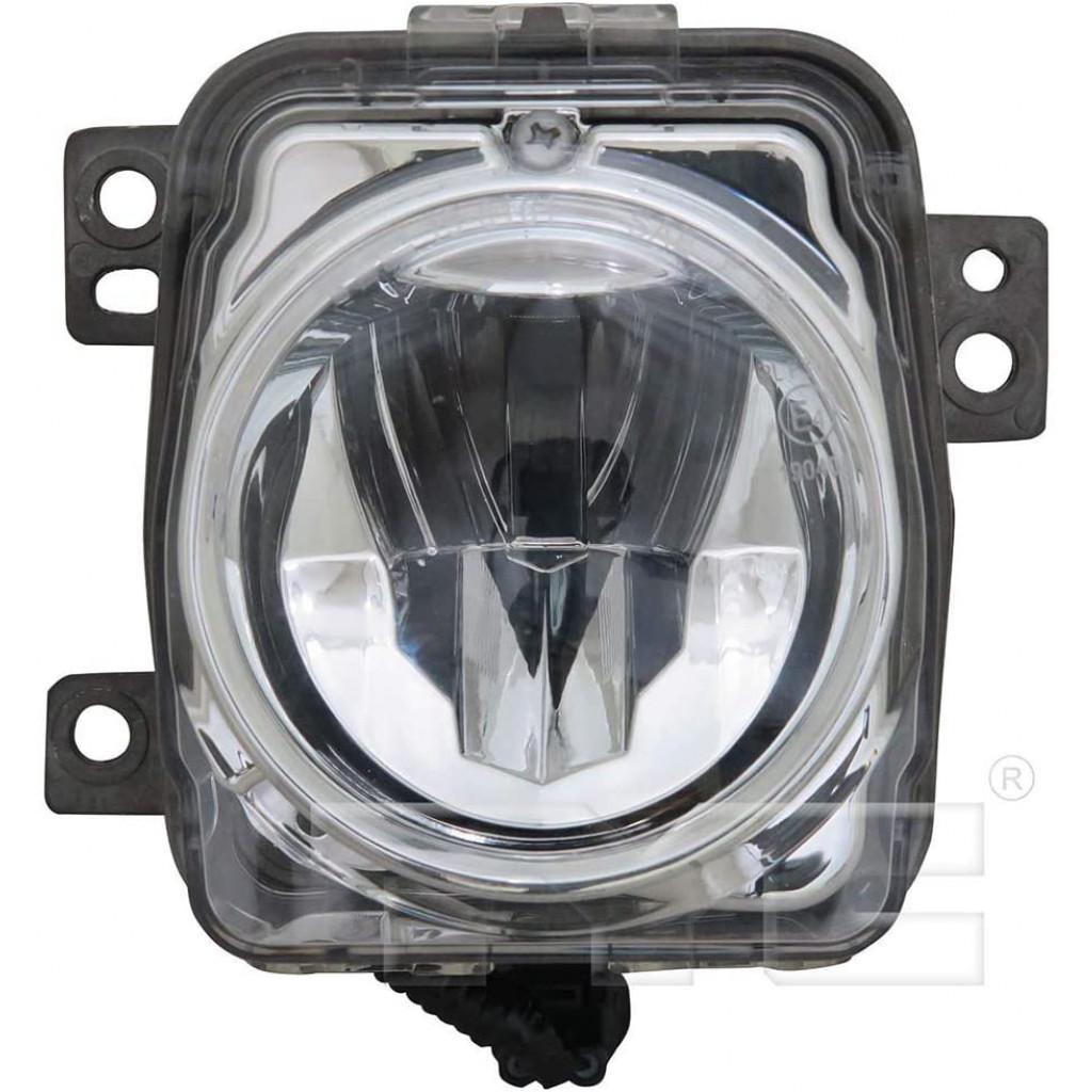 For Acura TLX Fog Light 2015 16 17 Passenger Side For