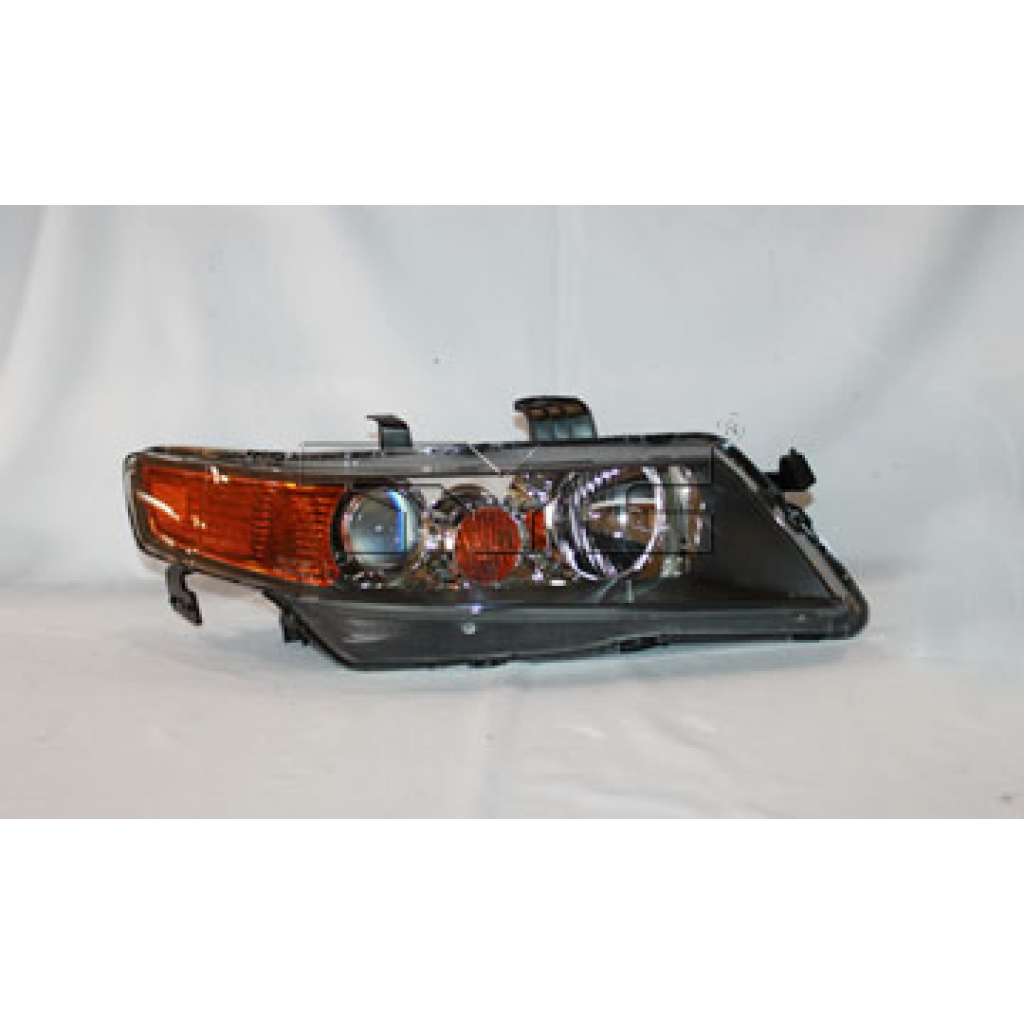 For Acura TSX Headlight 2004-2005 Passenger Side For