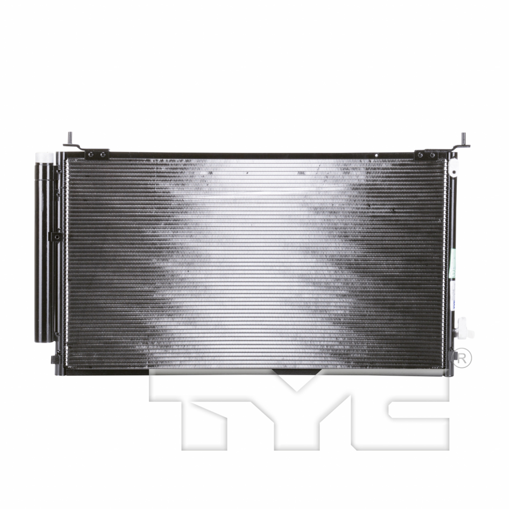 For Honda Civic Coupe DX/LX/EX/SI Model Aircon Condenser