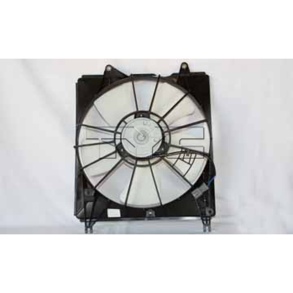 For Acura RDX Radiator Cooling Fan For 2007 08 2009