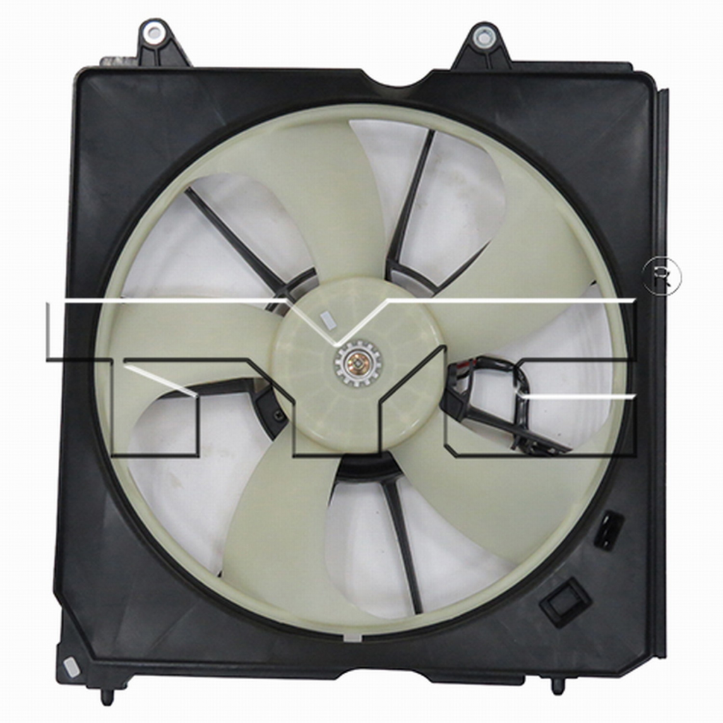 For Acura TLX Radiator Cooling Fan 2015-2020 3.5L For