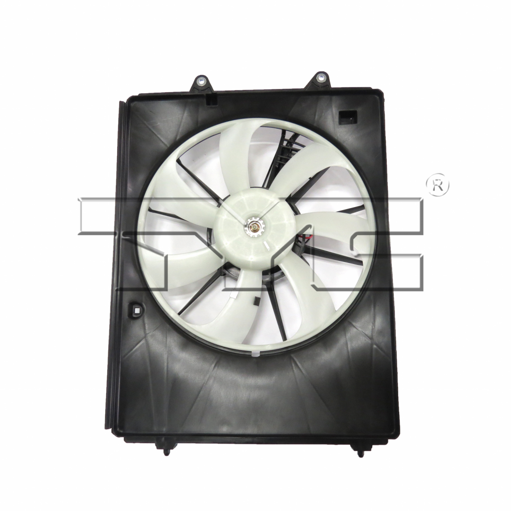 For Acura MDX Condenser A/C Cooling Fan 2014-2020 For