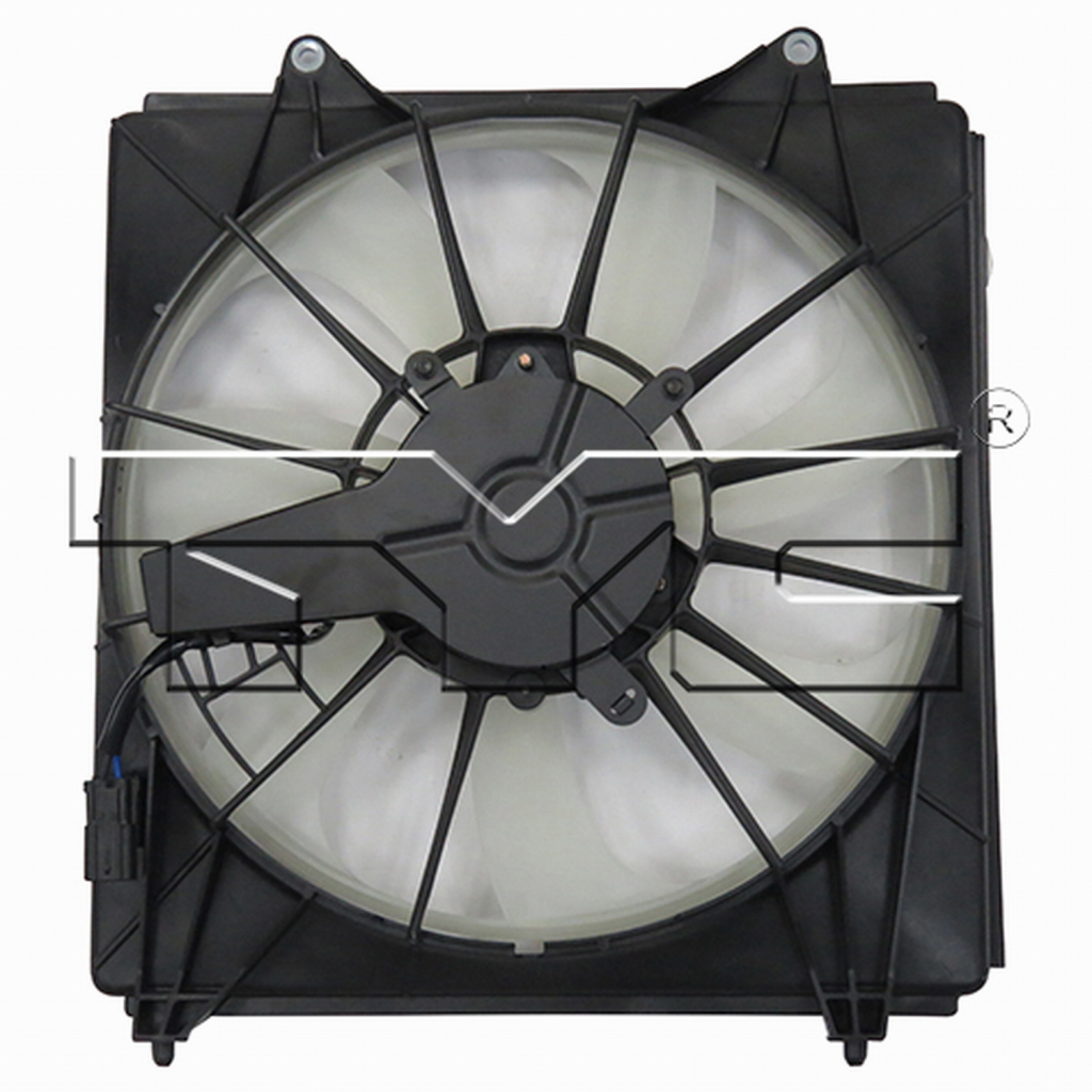 For Acura TLX Condenser A/C Cooling Fan 2015-2020 3.5L