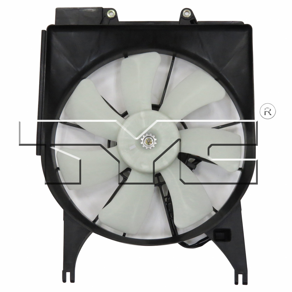 For Acura RDX Condenser A/C Cooling Fan 2011 2012 For