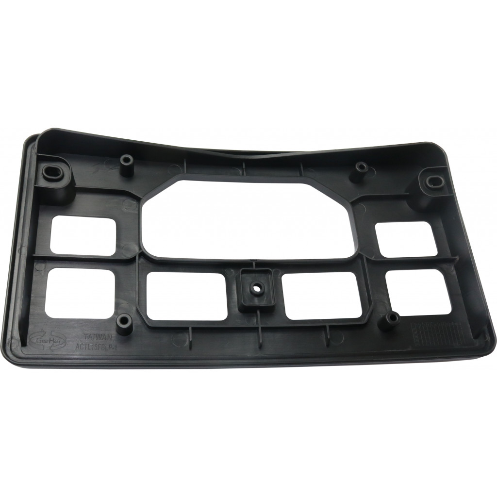 For Acura TLX License Plate Bracket 2015 2016 2017 Front